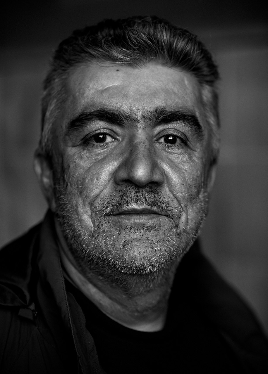 Georgios Pavlidis   © Mio Schweiger Fotografie