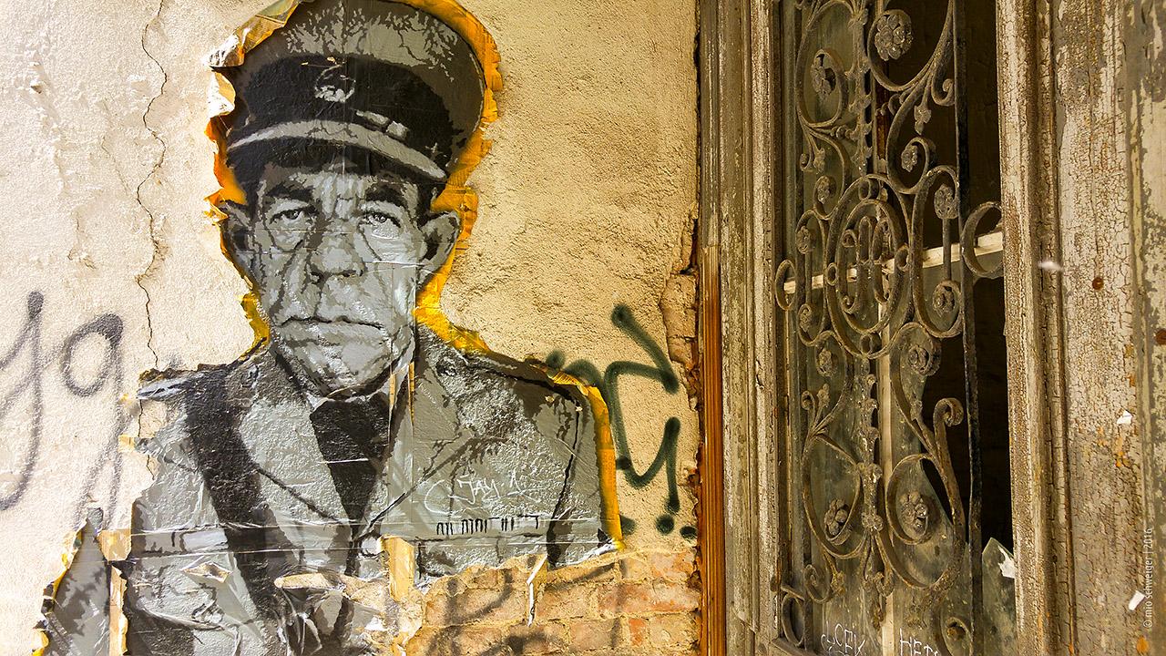 StreetArt Berlin | © Mio Schweiger Fotografie