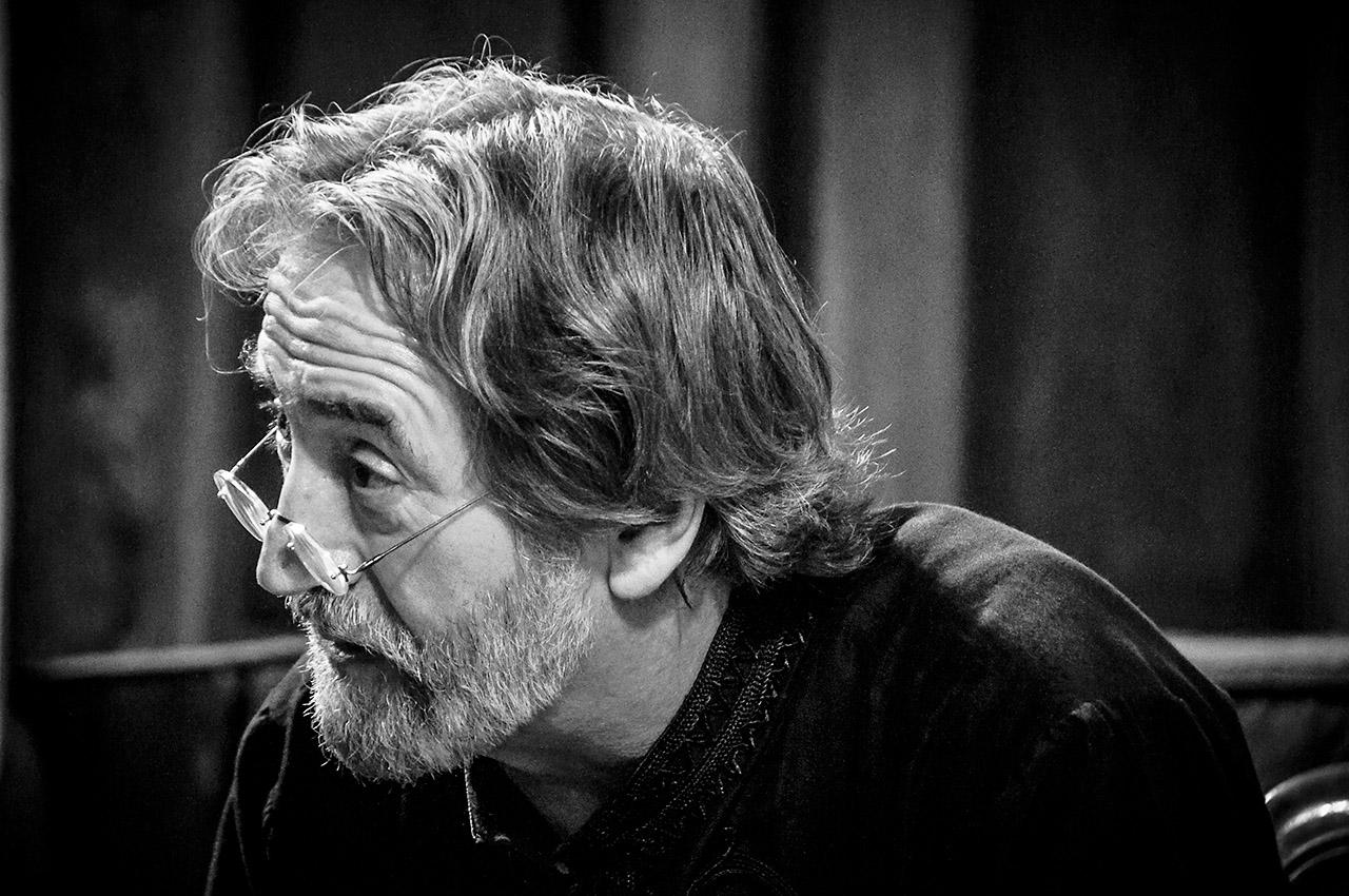 Jordi Savall © Mio Schweiger Fotografie