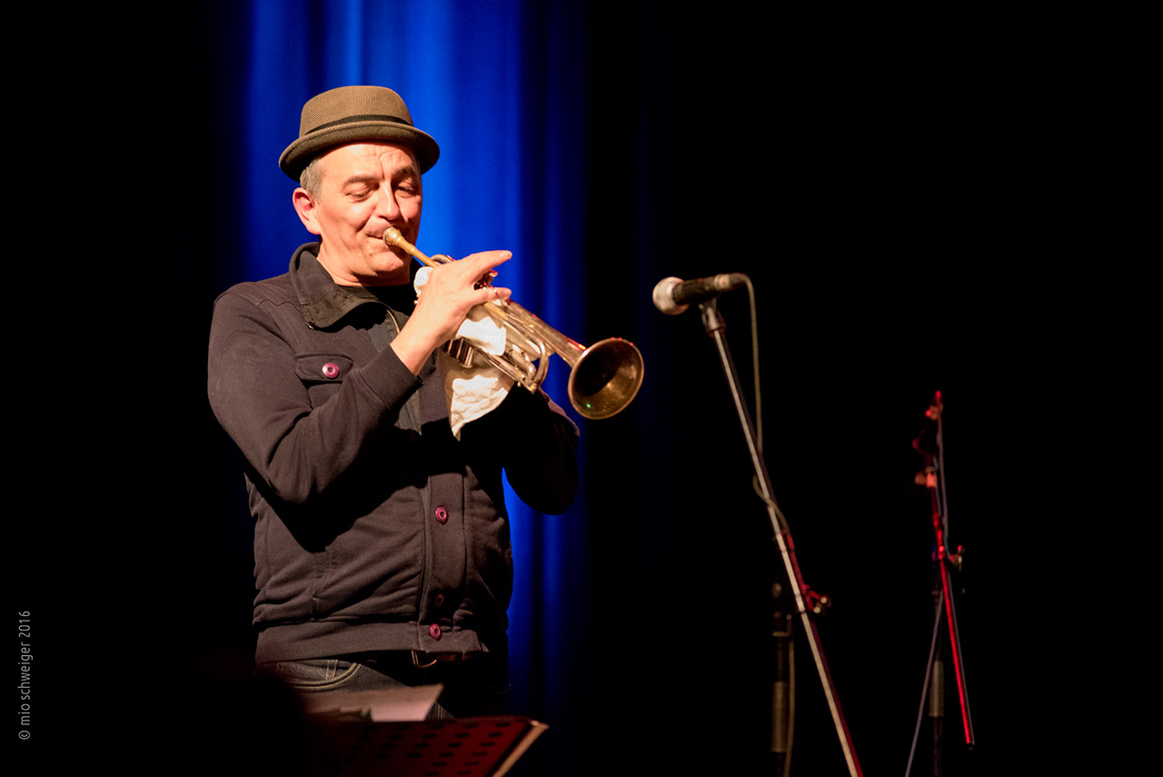 Martin Klingeberg | Trumpet © Mio Schweiger Fotografie