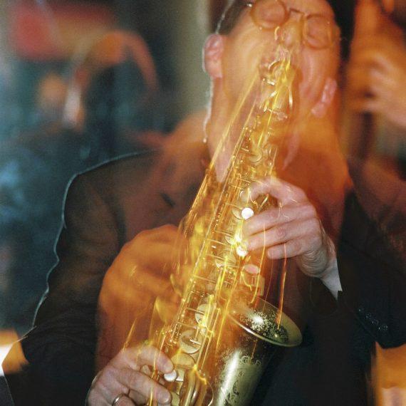 Mike Segal | Alto Saxophone © Mio Schweiger Fotografie